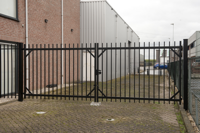 spijl dubbele poort