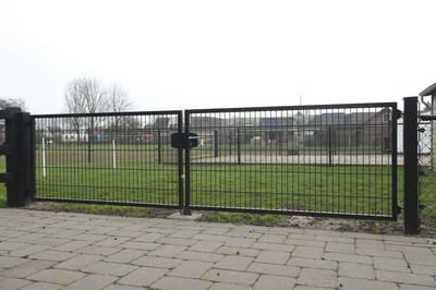 dubbelstaaf dubbele poort